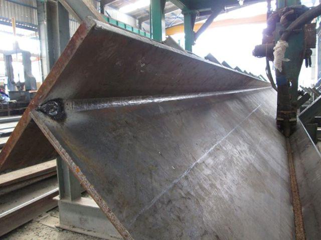 Sản xuất nhà thép tiền chế